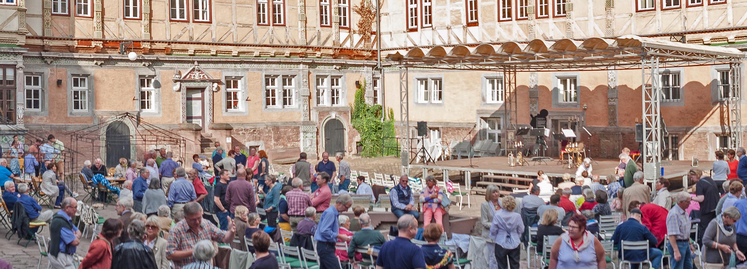 Schloss Bevern Schloss Bevern